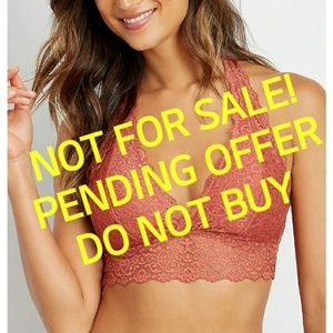 Maurices lace bralette 🔥🔥